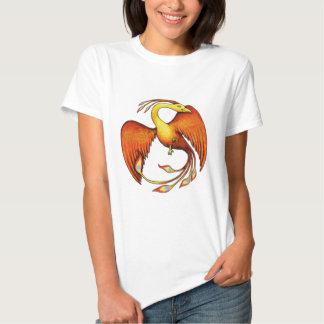 Phoenix Bird of Myth T Shirt