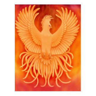 Phoenix Bird Postcard