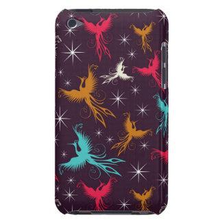 Phoenix Birds Figure Pattern iPod Touch Case-Mate Case