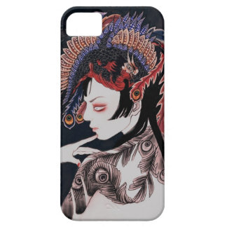 phoenix china style iPhone 5 cases