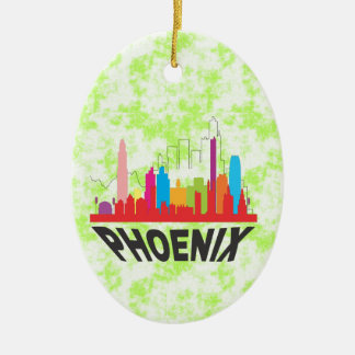 Phoenix Christmas Ornament