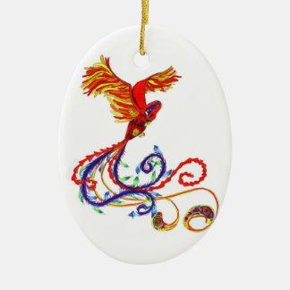 Phoenix Christmas Ornament
