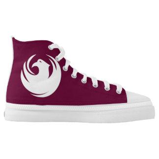phoenix city flag america symbol usa printed shoes