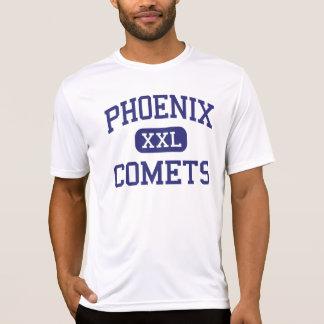 Phoenix Comets Middle Delavan Wisconsin Tshirt