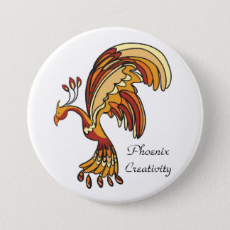 Phoenix Creativity Large Button