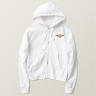 Phoenix Embroidered Sweatshirt