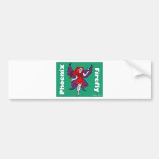 Phoenix Firefly Bumper Sticker