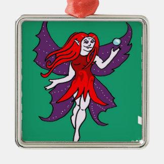 Phoenix Firefly Christmas Ornament