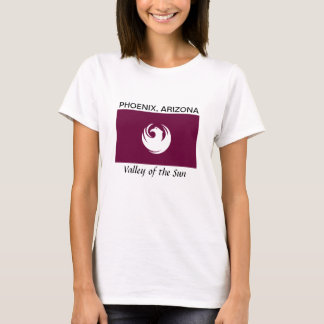 "Phoenix Flag ""Valley of the Sun"" T-Shirt"