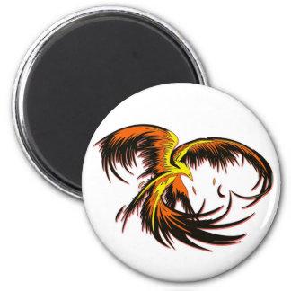 Phoenix Flight Magnet