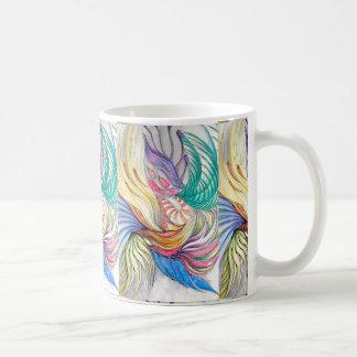 Phoenix Fronds Mug