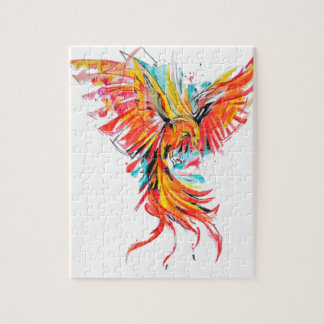 phoenix jigsaw puzzle