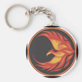 Phoenix Keychain