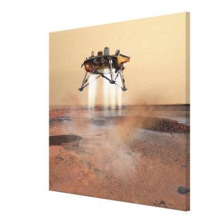 Phoenix Mars Lander 2 Canvas Print