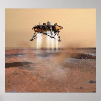 Phoenix Mars Lander 2 Poster