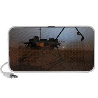 Phoenix Mars Lander 4 Laptop Speakers