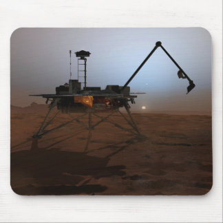 Phoenix Mars Lander 4 Mouse Pad