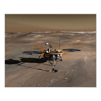 Phoenix Mars Lander 4 Photo Print