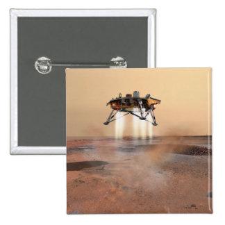Phoenix Mars Lander Buttons