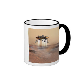 Phoenix Mars Lander Coffee Mugs
