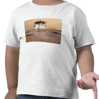 Phoenix Mars Lander Shirts