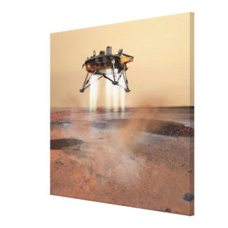 Phoenix Mars Lander Stretched Canvas Prints