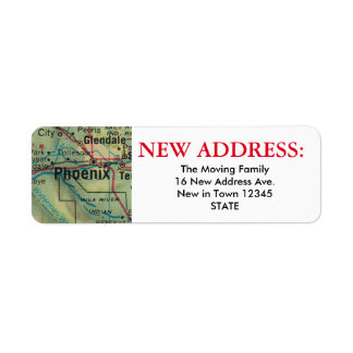 Phoenix New Address Label