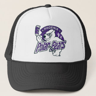 Phoenix Polar Bears Jr. A Trucker Hat
