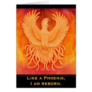 Phoenix Reborn Card