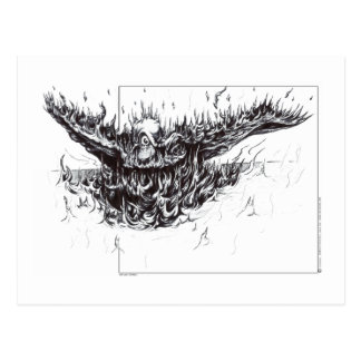 Phoenix Reborn Postcard