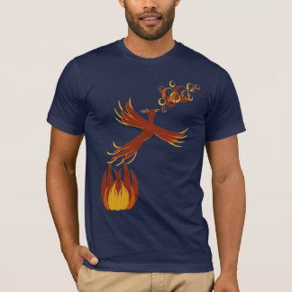 Phoenix Rises Singing T-Shirt
