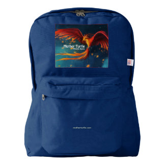 Phoenix Rising backpack