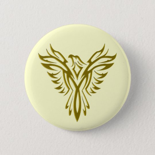 Phoenix Rising badge / button