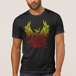 Phoenix Rising from the Flames T-Shirt