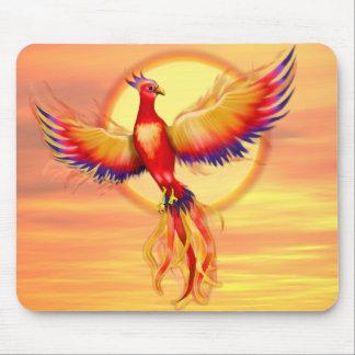 Phoenix Rising Mouse Mat