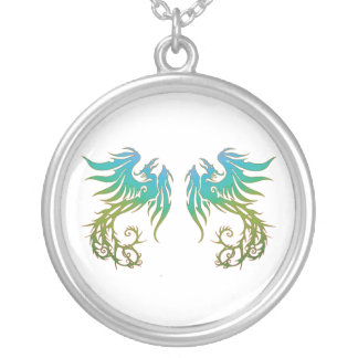 Phoenix Rising Necklace