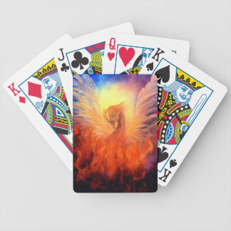 Phoenix Rising Playing Cards