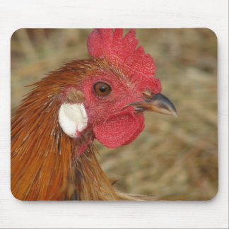 Phoenix Rooster Mouse Mat