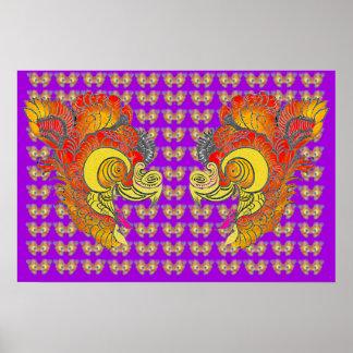 phoenix variation 1 zaz poster