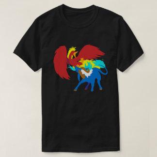 Phoenix vs Qilin T-Shirt
