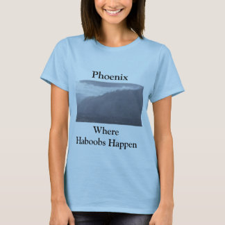 Phoenix Where Haboobs Happen T-Shirt