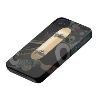 Phone 4 Barely There Linha SK8 Capa iPhone 4 Case-Mate
