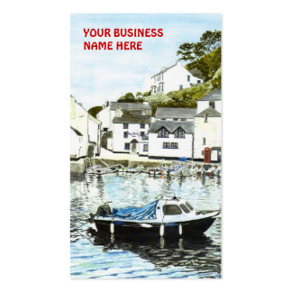 'Phone-Box' Business Card