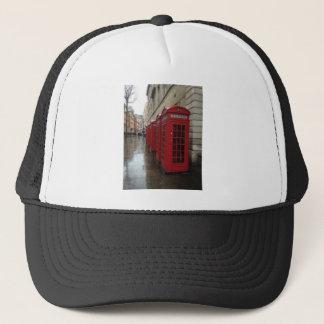 Phone boxes trucker hat