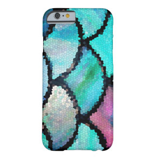 phone case aqua mosaic case-iphone-samsung barely there iPhone 6 case