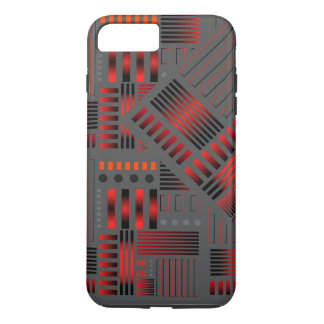 "Phone Case ""Copper Pipes"" design"