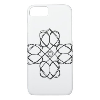 Phone case, cross design iPhone 8/7 case
