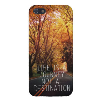 phone case iphone5 Life is a journey iPhone 5 Cases