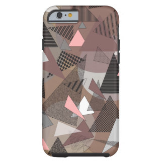 "Phone Case ""Triangles Sierra"""