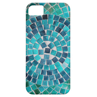 phone case turquoise tiles iphone blackberry iPhone 5 cases
